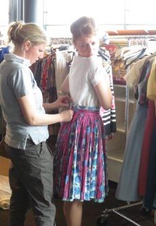 Rådgivning om kostumer og rekvisitter
