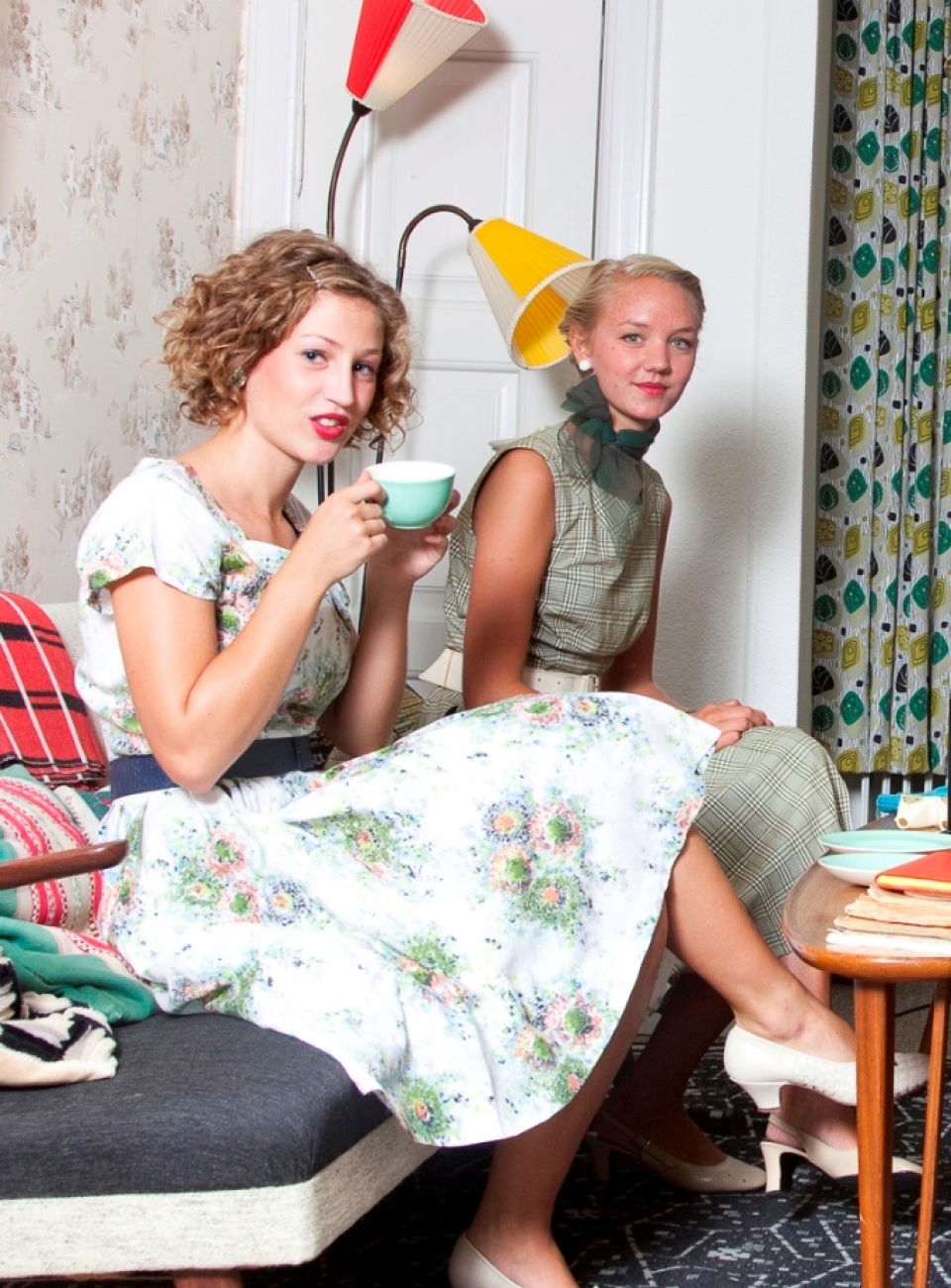 1950'er mode, 50'er kostumer, filmudlejning, kostumeudlejning, retro, vintage