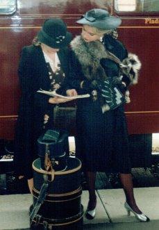 1930'er kostumer
